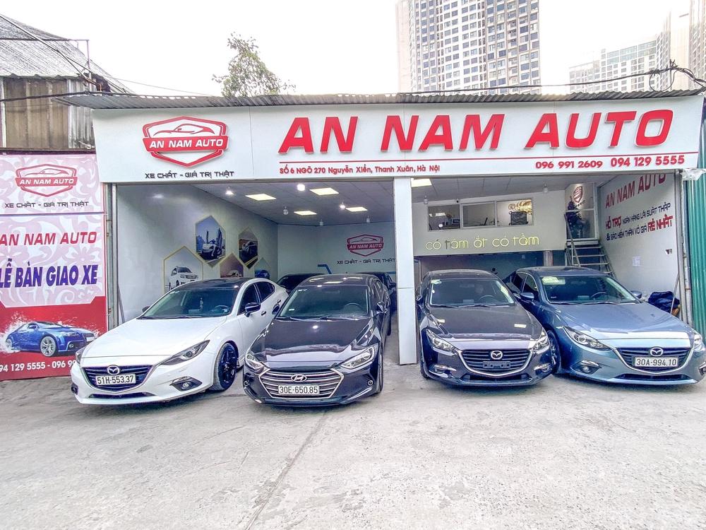 Sơn An Nam Auto