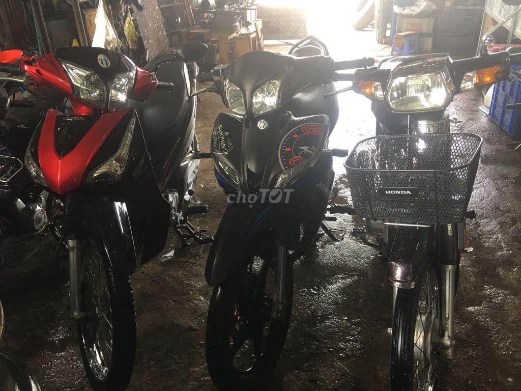 0978090200 - Yamaha Jupiter Fi xanh đen 2015