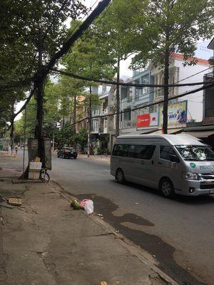 Nhà mặt tiền Nguyễn Hiền 91B khu vực sung túc