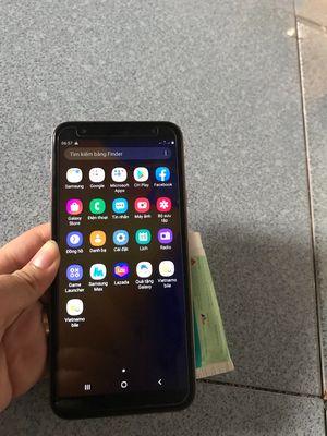 Samsung j4 plus vàng Hồng chính hãng