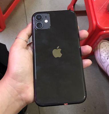 Iphone 11 64GB Black, quốc tế.