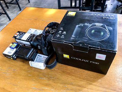 Nguyên bộ máy ảnh Nikon P53O nguyên hộp đầy đủ mới