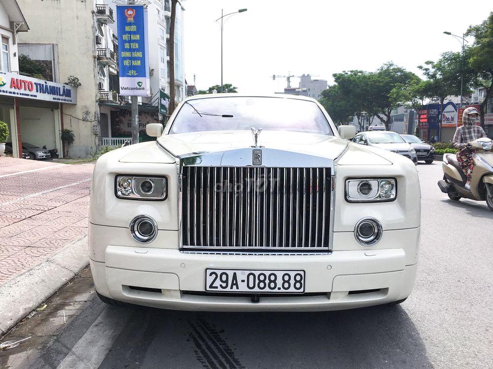 Rolls Royce Phantom 2007 biển Hà Nội VIP!!!!