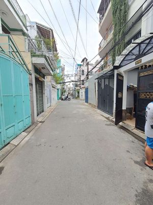 Bán nhà hẻm 686 đường CMT8, p5, Tân Bình