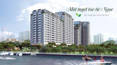 Penthouse 140m2 view Sông SG,Landmark -giảm 5,3 tỷ