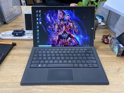 Bán Surface Pro 3 i5 ram 8 256 ssd đẹp long lanh