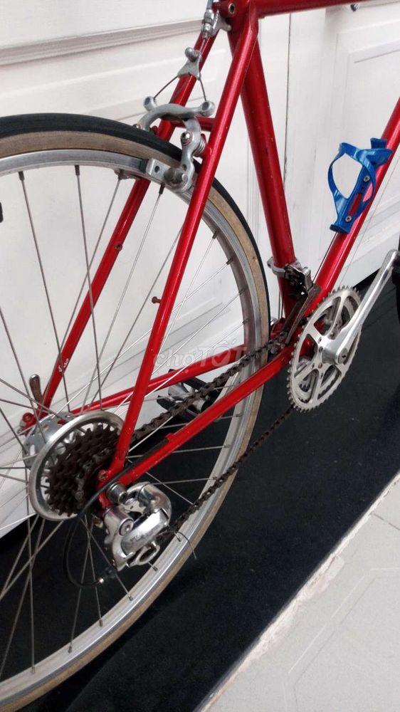 Xe đạp cuộc cổ của Nhật Bản