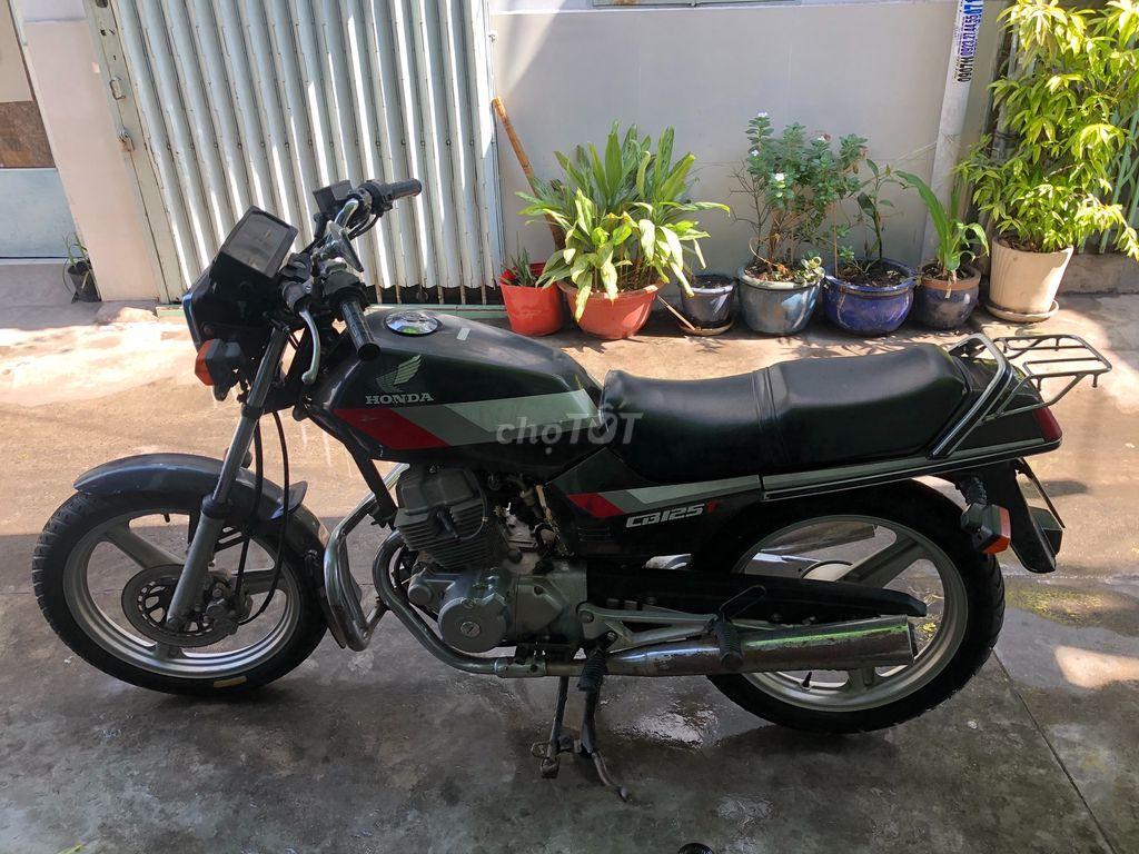 Honda CB nòng súng, xe nhập, chính chủ
