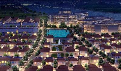 Đất The Boat Club Residences 120m²