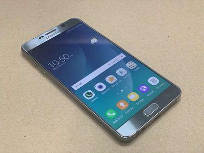 Đăng bán Samsung galaxy Note 5 #32gb bạc zin