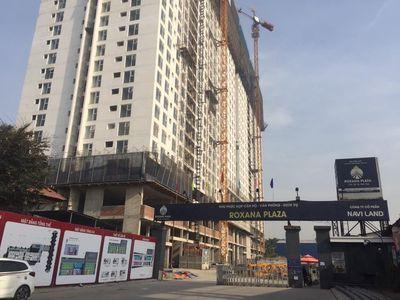 Chung cư Roxana Plaza 79m² 3 PN mặt tiền QL13