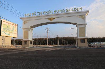 Dự án: KHU ĐÔ THỊ PHÚC HƯNG GOLDEN.