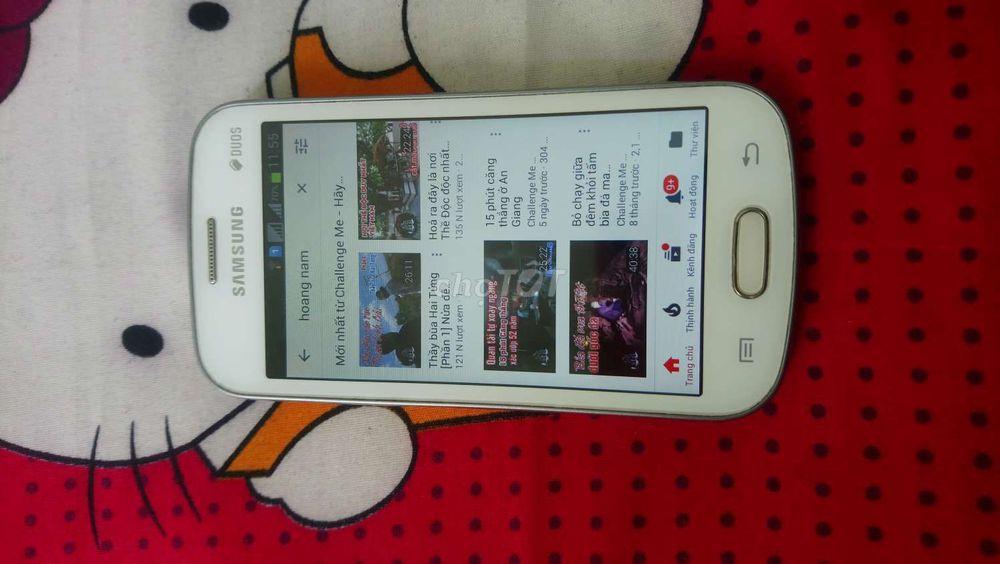 Bán samsung cảm ứng xài 2 sim...3G,Wifi