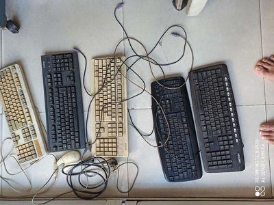 Bàn phím máy tính để bàn xài rất tốt giá học sinh