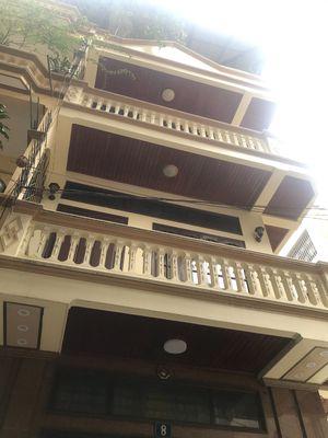 bán nhà liên cơ 60 m x5 tầng 2 mặt tiền vỉa hè