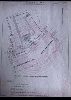 Căn hộ 315 chung cư 134 Trần Hưng Đạo 22m2