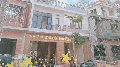 Đất nền dự án Thạnh Phú center