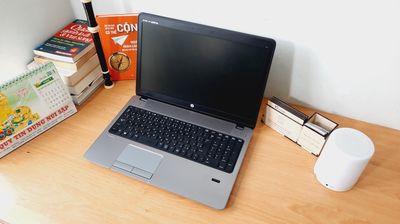 Laptop HP 450 G1 ổ cứng SSD chạy nhanh, cổng HDMI