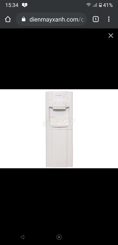 0398811218 - Cây nước nóng lạnh sunhouse shd9610 bảo hành 1 năm