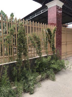 Nhà vườn mặt tiền Nguyễn Thị Chơn xã Phước An