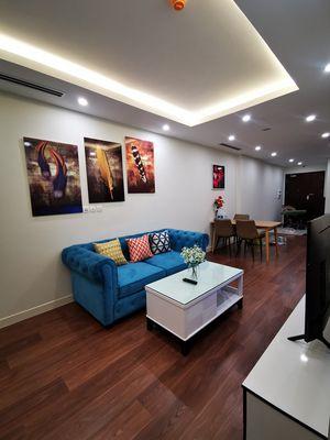 Chung cư GoldSeason 81m² 2PN