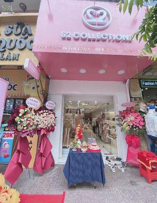 Sang shop quần áo nữ 60m2 mặt phố Nguyễn trãi