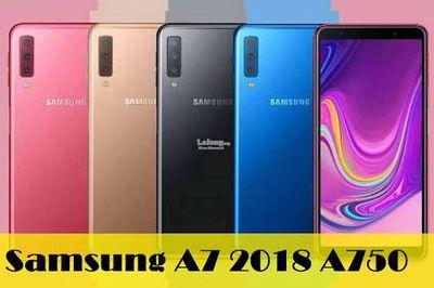 SAMSUNG GALAXY A7 2018 (A750) ram 4G/64G C/Hãng