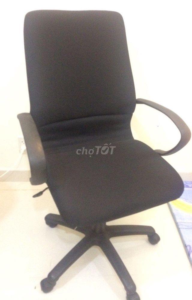 Thanh lý ghế xoay ghế văn phòng ngả lưng bọc vải