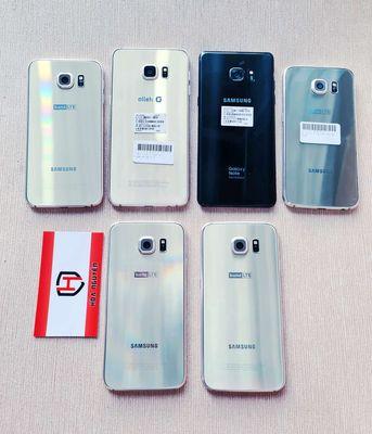 Samsung hàn S6 , S6 edge plus , A8....bh 3 tháng