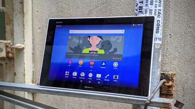 Sony Tablet Z2 10.1 inch FullHD+/ Ram 3G -Pin 6000