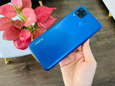 ⚡️👉🏿 Realme C15 Ram 4/64 nổi bật pin 6000mah
