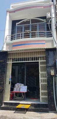 Nhà 1 trệt 1 lầu 42.4 m2 MTKD lê quang sung p9 q6