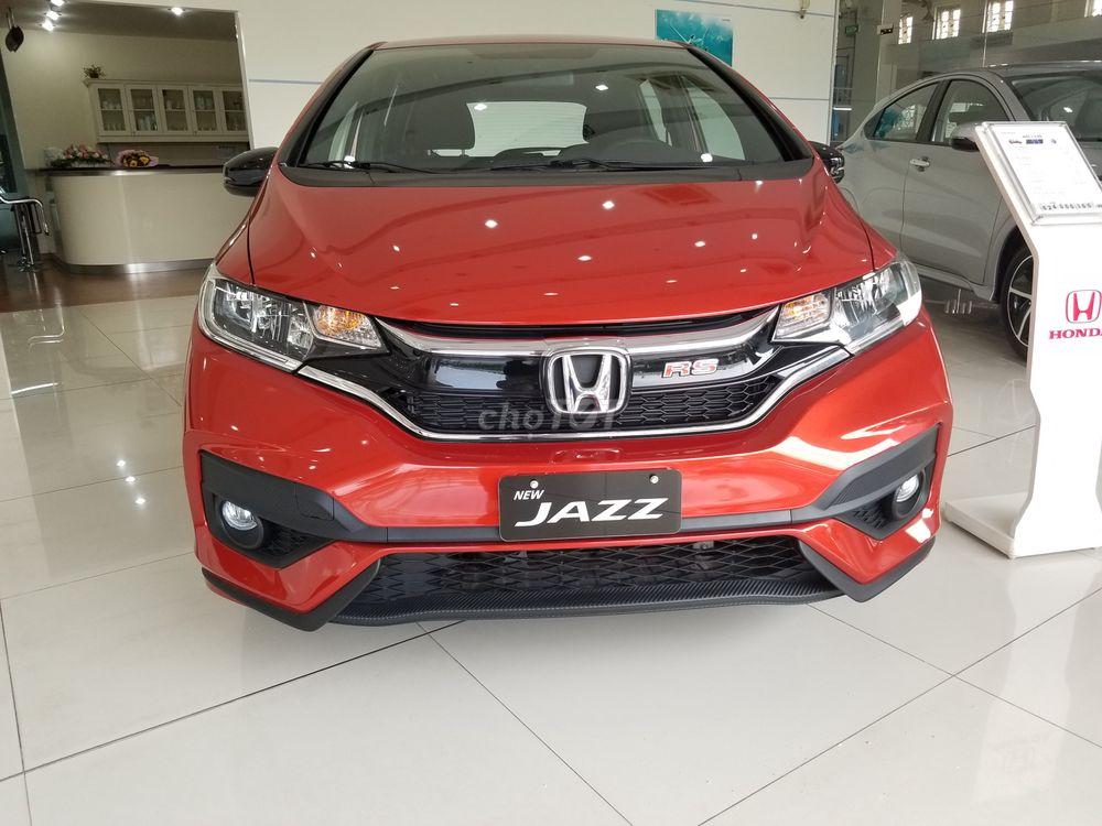 Honda Jazz 2019 giá sốc - nhận xe chỉ từ 130tr