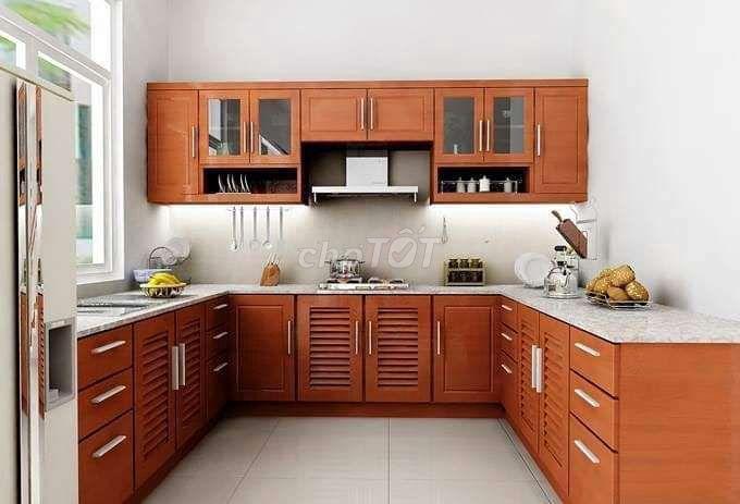 Chuyên thi công giường, ghế, cửa , tủ bếp