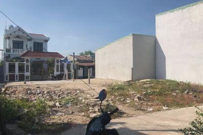 Đất Thổ Cư 5,2x8m nở hậu Sổ Hồng Riêng Chợ Phú Tài