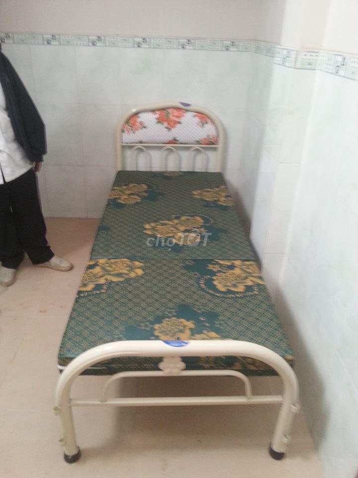 giường sắt duy phương mới 100%, lắp đặt MIỄN PHÍ