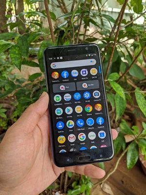 HTC U11 Xanh dương
