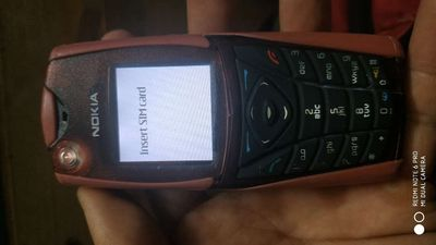 Nokia phổ thông 5140i Đỏ