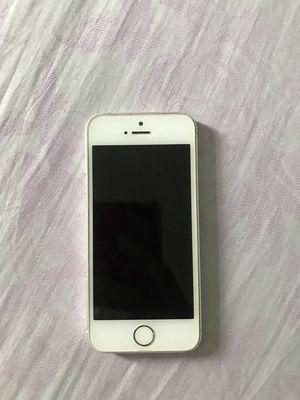 Bán Iphone 5S Bạc hình thức đẹp