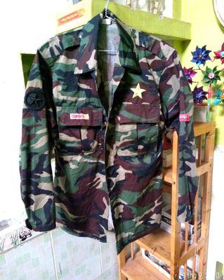Thanh lý áo khoác XL còn mới