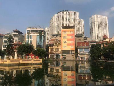 Bán Biệt Thự sân vườn Phố Cự Lộc 130m2 MT9.2m