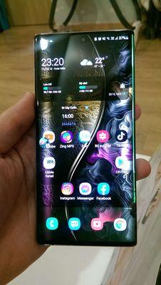 Samsung Galaxy Note 10 5g Bạc 256 GB hỏng màn