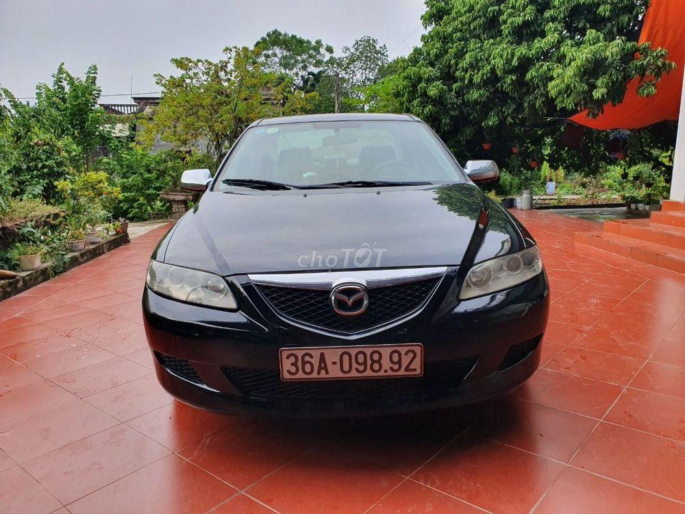 Mazda 6 2003 Số sàn.xe chất đẹp