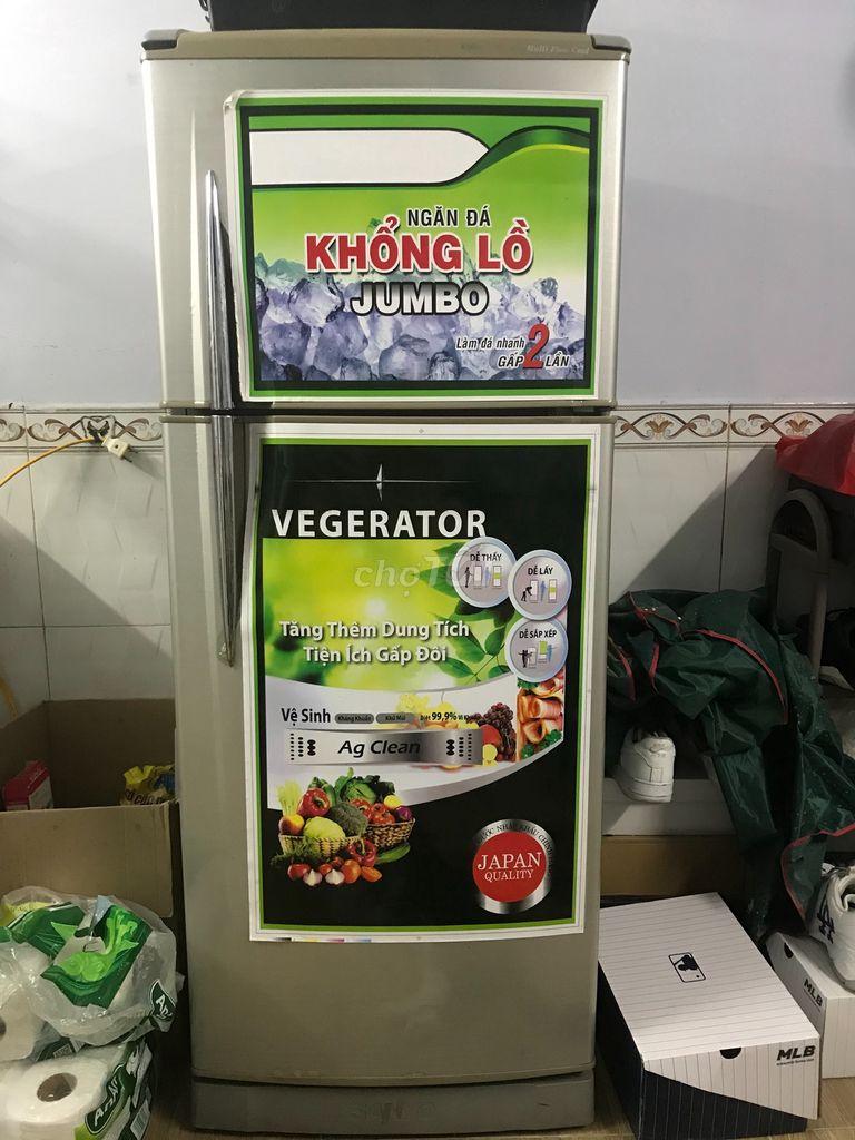 0347420660 - Tủ lạnh Sanyo 180L