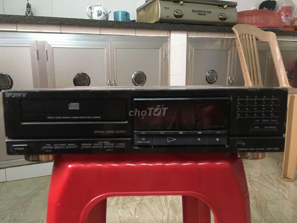 Dau CD sony CDP-V 925