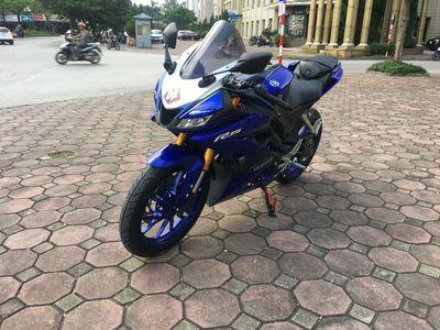 Yamaha R15 V3 màu xanh biển HN mua 2020