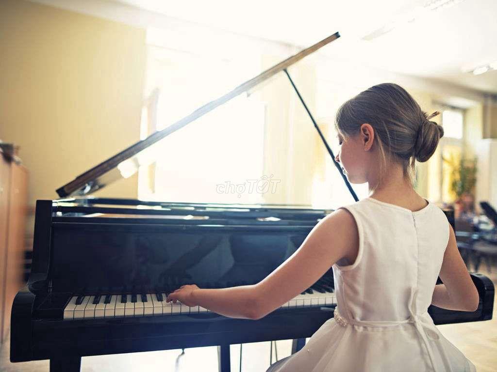 Nhận dạy piano, organ tại nhà