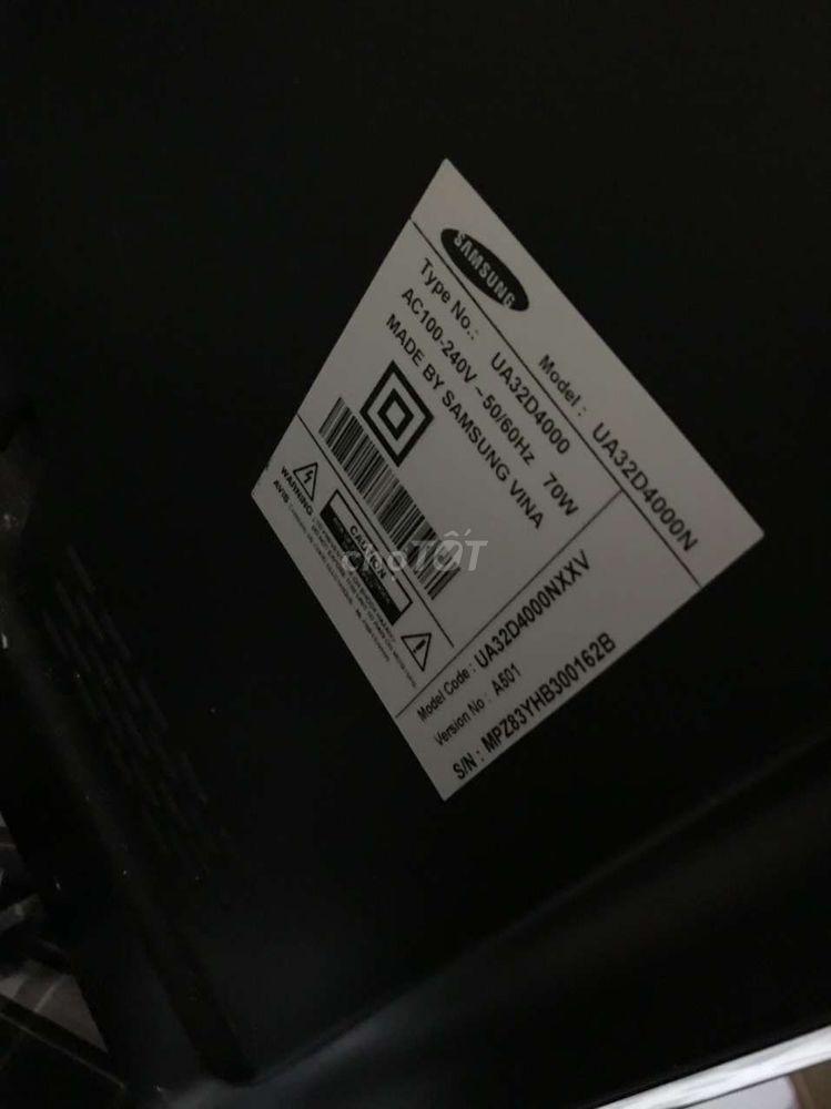 ti vi samsung.uA32D4000N 32in màn hình thẳng