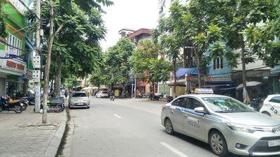 Mặt phố Vĩnh Tuy, Hai Bà Trưng kinh doanh oto