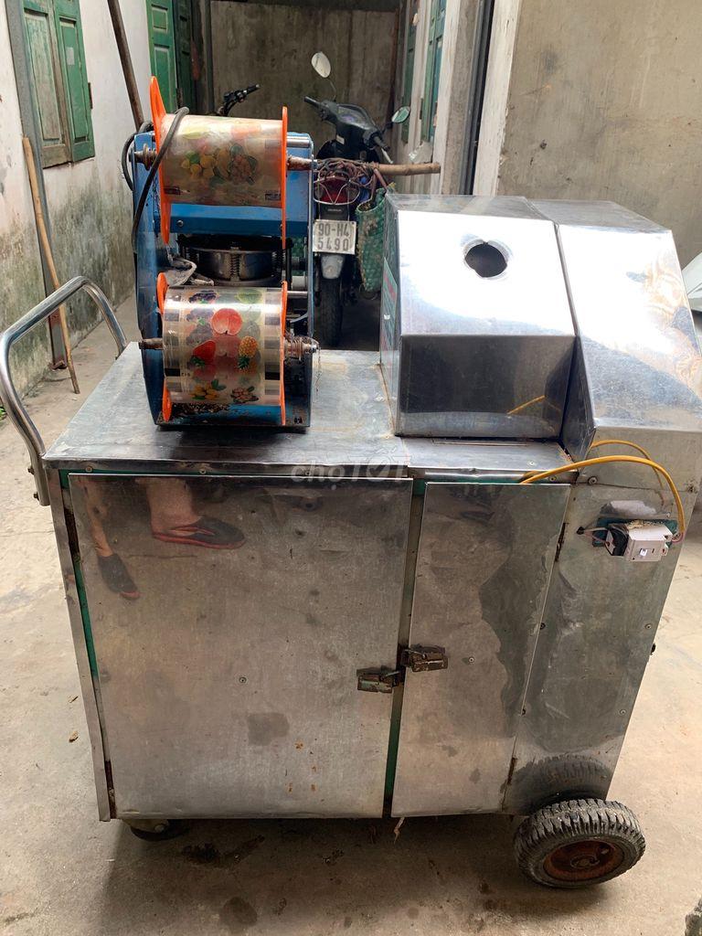 0385440082 - Thanh lý bộ máy ép mía và máy dập cốc
